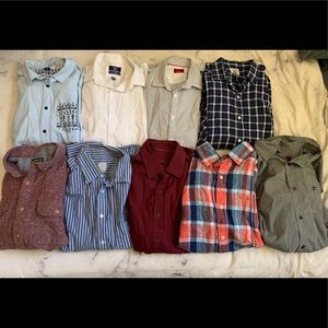 Other - Men's button up shirts